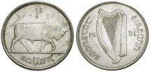 World Coins - Ireland AR Shilling