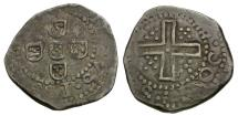 World Coins - Portugal. Philip III AR 50 Reis