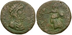 Ancient Coins - Commodus. Cilicia. Augusta Æ28 / Lindgren Plate Coin