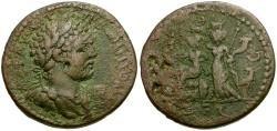 Ancient Coins - Caracalla. Macedon. Edessa Æ26 / Roma