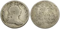 World Coins - Ireland. George III AR 10 Pence Bank Token