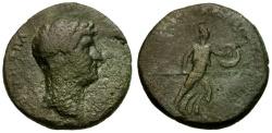 Ancient Coins - Hadrian. Pontus. Amasea Æ26 / Athena