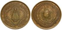 Uruguay Æ Lujan Pilgrimage Medal