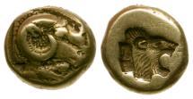Ancient Coins - Lesbos. Mytilene EL Hekte