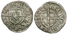 World Coins - Teutonic Order. Teutonic Knights. Paul I Bellitzer von Russdorff AR Penny