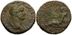 Ancient Coins - gF+/gF+ Hadrian Æ AS / Egypt