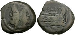 Ancient Coins - 169-158 BC - Roman Republic P. Cornelius P.f. Blasio Æ AS