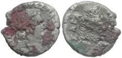 Ancient Coins - Titus (AD 79-81). Egypt. Alexandria Billon Tetradrachm / Serapis