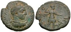 Ancient Coins - Caracalla (AD 198-217). Pisidia. Selge Æ17