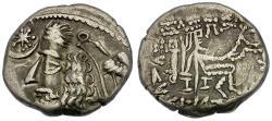 Ancient Coins - Kings of Parthia. Phraatakes (2 BC-AD 4) AR Drachm / Archer