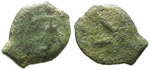 Ancient Coins - Genuine Biblical Widow's Mite