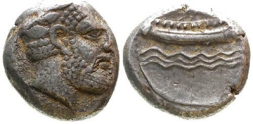 Ancient Coins - VF/VF Phoenicia Arados AR Stater