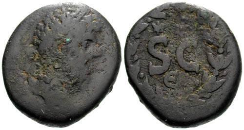 Ancient Coins - Provincial Bronze #20