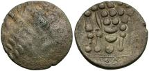 Ancient Coins - Celtic Britain. Durotriges. Cranborne Chase type AR Stater