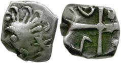 Ancient Coins - Ancient France. Celtic Gaul. Narbonnaise. Volcae Arecomici AR Drachm