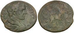 Ancient Coins - Gordian III (AD 238-244). Phrygia. Eucarpeia Æ27