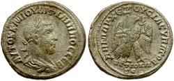 Ancient Coins - Philip I. Seleucis and Pieria. Antioch AR Tetradrachm