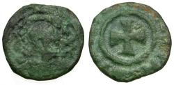 Ancient Coins - Kingdom of Axum. Anonymous. Ezanus and his successors Æ10