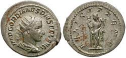 Ancient Coins - Gordian III (AD 238-244) AR Antoninianus / Felicitas