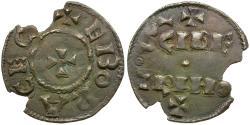 World Coins - Vikings. Viking Kingdom of York. St. Peter Phase I AR Penny