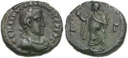 Ancient Coins - Gallienus (AD 253-268). Egypt, Alexandria BI Tetradrachm / Elpis