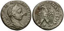 Ancient Coins - Elagabalus. Seleucis and Pieria. Antiochia ad Orontes AR Tetradrachm