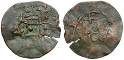 World Coins - Bulgaria. Uncertain Æ17