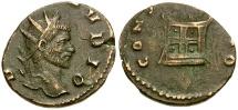 Divo Claudius II Gothicus / Altar