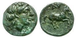 Ancient Coins - Troas. Gargara Æ8 / Horse