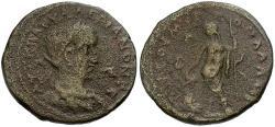 Ancient Coins - Valerian I. Cilicia. Tarsos Æ29 / Dionysos
