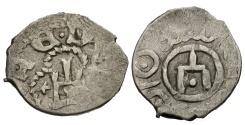 World Coins - Russia. Krim. Genoese-Tatar. Genoese Merchants of Kaffa in the Crimea. Filippo Maria Visconti of Milan AR Asper