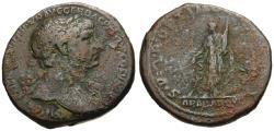 Ancient Coins - Trajan (AD 98-117) Æ AS / Arabia
