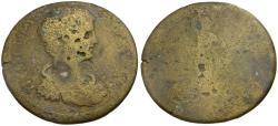 Ancient Coins - Geta as Caesar. Cilicia. Tarsos Æ35 / Dionysos