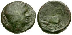 Ancient Coins - Seleukid Kingdom. Seleukos II Kallinikos Æ10