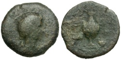 Ancient Coins - Islands off Mysia. Prokonnesos Æ21 / Oinochoe