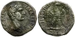 Ancient Coins - Trajan. Seleucis and Pieria. Antioch AR Tetradrachm / Eagle