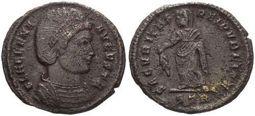 Ancient Coins - aVF/aVF Helena AE3