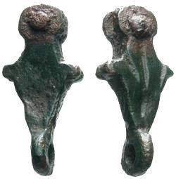 Ancient Coins - Medieval Strap end