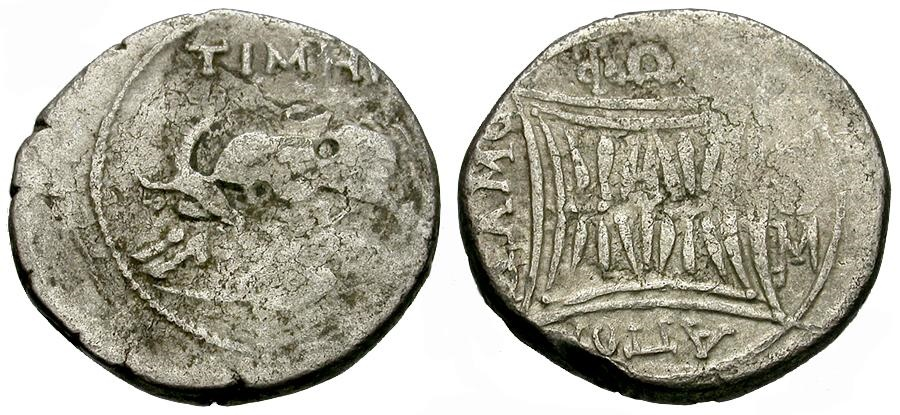 Ancient Coins - Illyria.  Dyrrhachion AR Drachm / Cow and Calf