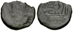 Ancient Coins - 169-158 BC - Roman Republic. Valerius Æ AS
