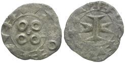 World Coins - France. Provincial. Melgueil. Uncertain Count or Bishop AR Denier