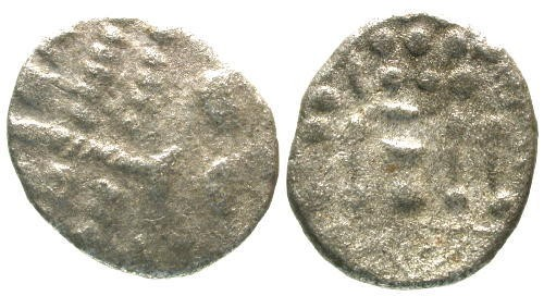 Ancient Coins - F/F Durotriges AR Billon Stater
