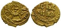 World Coins - EF/aEF Norman Kingdom of Sicily, William II AV Tari