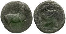Ancient Coins - Kings of Macedon. Alexander I AR Tetrobol / Horse and Helmet