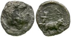 Ancient Coins - Seleukid Kings. Seleukos I Nikator (312-281 BC) AR Obol