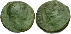 Ancient Coins - Antoninus Pius Æ AS / Britannia