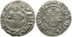 World Coins - Kings of Cilician Armenia. Levon I AR Tram