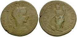 Ancient Coins - Gordian III.  Cilicia. Tarsos Æ37 / Tyche