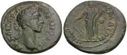 Ancient Coins - Commodus (AD 177-192). Phrygia. Lysias. Fla. Attalos, magistrate Æ27