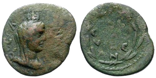 Ancient Coins - gF/F Imperial Period Macedon Thessalonica Provincial AE20